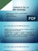 MARCO JURIDICO DE LA ECONOMIA NARANJA.pptx
