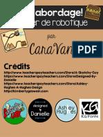 À l'Abordage! AtelierBB CaraVan2018