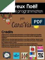 Joyeux Noël AtelierBB CaraVan