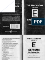 Christopher Hyatt - The Black Book Volume II - Extreme the Twisted Man