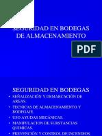SEGURIDAD EN BODEGAS DE ALMACENAMIENTO
