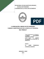 Reposición laboral en via ordinaria.pdf