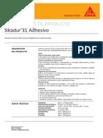 Sikadur_31_Adhesivo_PDS