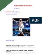 PONTOS CANTADOS DE SEU ZÉ PELINTRA