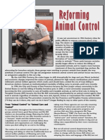 Reforming Animal Control