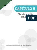 Discriminacion multiple de grupos vulnerables