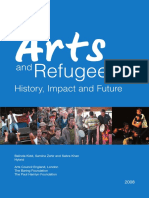 Arts and Refugees