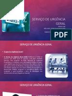 Serviço de Urgência Geral