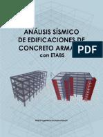Análisis Sismico de Edificios Etabs