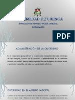 Administración-Diversidad