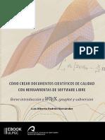 Cómo crear documentos científicos de calidad con herramientas de software libre - Padrón