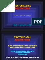 TEKTONIK S-1