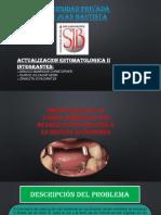 ACTUALIZACION ESTOMATOLOGICA III christopher arauco danitza zavaleta katerine quiroz.pptx
