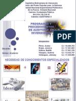 Inversiones Presentación