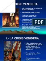 1- LA CRISIS VENIDERA