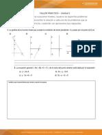 Taller ecuaciones lineales Unidad 1