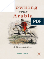 Jaouad - Browning Upon Arabia; A Moveable East (2018)