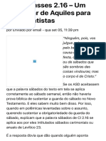 Colossensses 2.16 – Um calcanhar de Aquiles para os Adventistas - CACP - Ministério Apologético.pdf