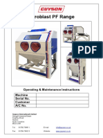 Guyson-Euroblast-PF-Manual