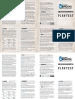 Pocket Dragon2 - playtest