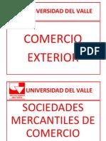 SOCIEDADES MERCANTILES DE COMERCIO EXTERIOR