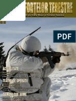 Revista Fortelor Tereste Romane - nr1, 2010