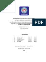 Cover Proposal PKM T HyTech