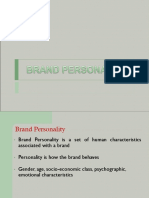 4. Brand Personality  Measurement.ppt