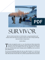 Winter Fire Survivor 1-10-2020
