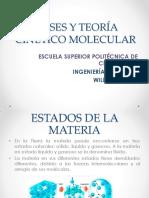 PDF I - Clase 1 (Gases y teoría cinético molecular)