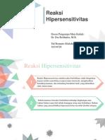 reaksi hipersensitivitas yul r. silalahi