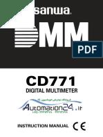sanwa_digital_multimeter_CD771