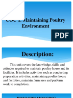 COC 1. Maintaining Poultry Environment.pptx