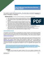 IT Asset Resale Offsite Wipe Option APR09