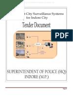 Tender City Surveillance System