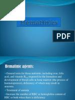 hematinics.pptx