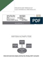 Fungsi Brainware terhadap pengendalian Intern.pptx