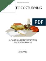 Expository-Studying-PDF-2009_Joel James.pdf