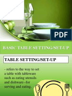 BASIC-TABLE-SET-UP