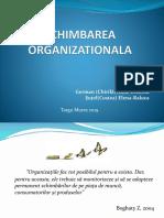 schimbarea-organizationala