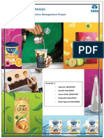 Tata Global beverages supply chain and logistics management