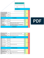 Analyse de Conformité Selon ISO 22301 Version 2014