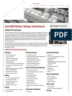 EnerLINE Medium Voltage Switchboards _ SUBCOE _ VFD, Power & Control Systems OEM