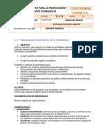 10PROCEDIMIENTO PARA PREPARACIÓN Y RESPUESTA ANTE EMERGENCIA.docx