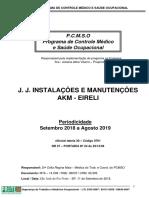 PCMSO - J.J INTALAÇÕES E MANUTENÇÃO AKM LTDA  - 2018 (1)