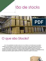 gestao de stocks