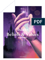 Islamic Beliefs & Values