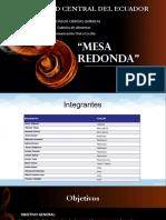 MESA  REDONDA.pptx