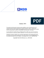 H20 Industries