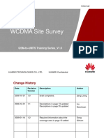 GSM-to-UMTS Training Series 04_WCDMA Site Survey_V1.0.ppt
